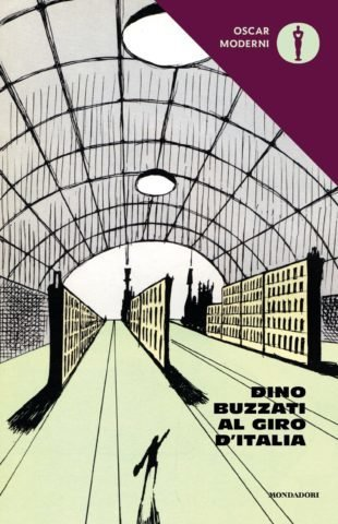 Dino Buzzati - Dino Buzzati al Giro d'Italia