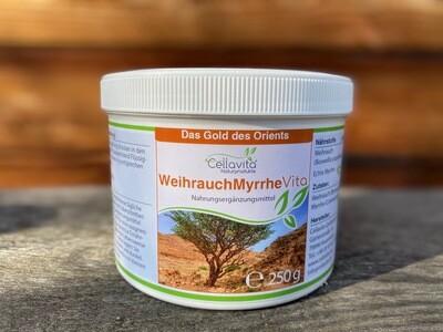 WeihrauchMyrrhe Vita, 250g
