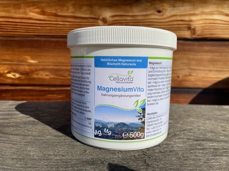Magnesium Vita, 500g