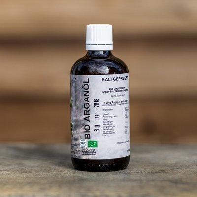 BIO Arganöl - nicht geröstet 100ml