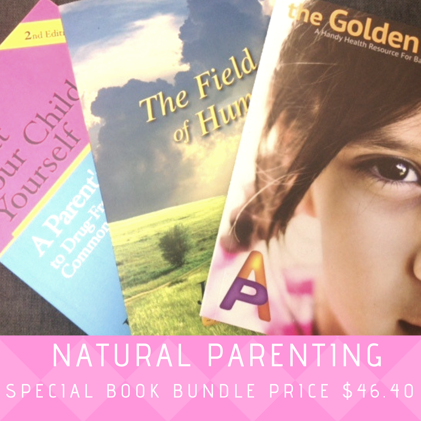 Natural Parenting Book Bundle