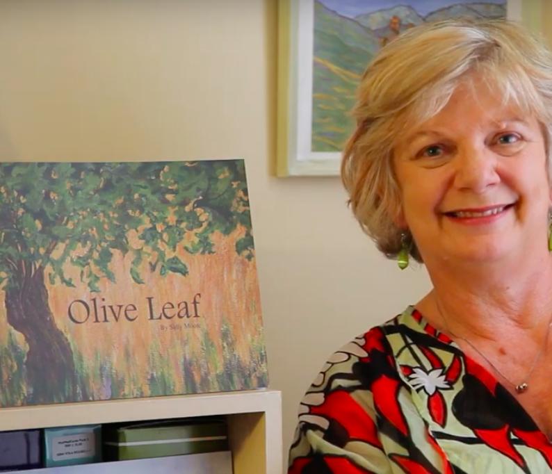 Journeys from Substance: Olive Leaf