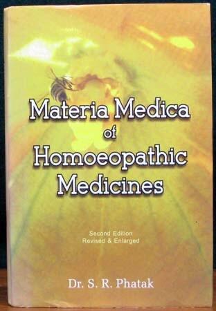 Materia Medica of Homeopathic ...* (author Phatak)