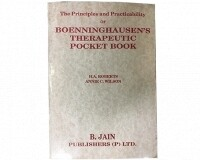 Boenninghausen's Therapeutic Pocket Book PART 1*