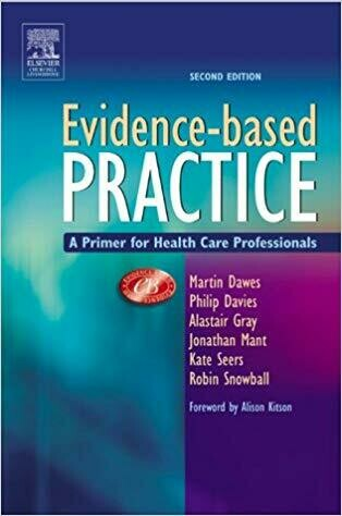 Evidence-based Practice, A primer for Health Care Professionals*