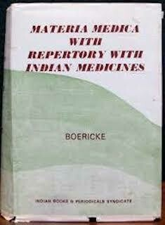 Materia Medica with Repertory with Indian Medicines*