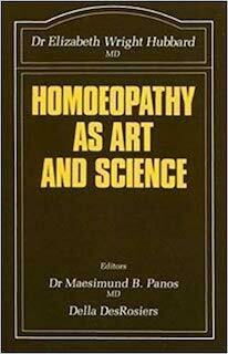 Homoeopathy as Art and Science*