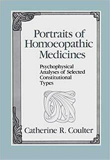 Portraits of Homoeopathic ...... Psychophysical Analyses of Selected Constitutional Types volume l and ll*