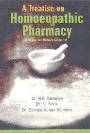 A Treatise on Homoeopathic Pharmacy*