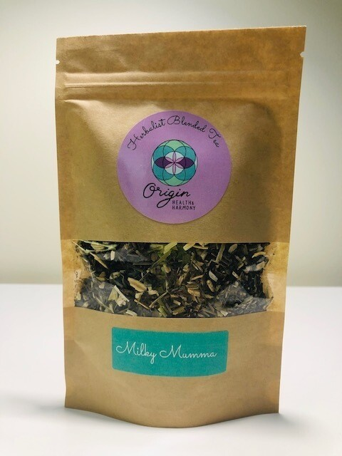 Herbalist Blended Tea: Milky Mumma