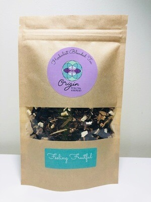 Herbalist Blended Teas: Feeling Fruitful