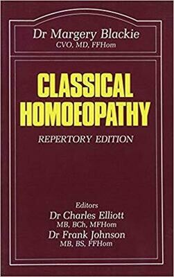 Classical Homeopathy*