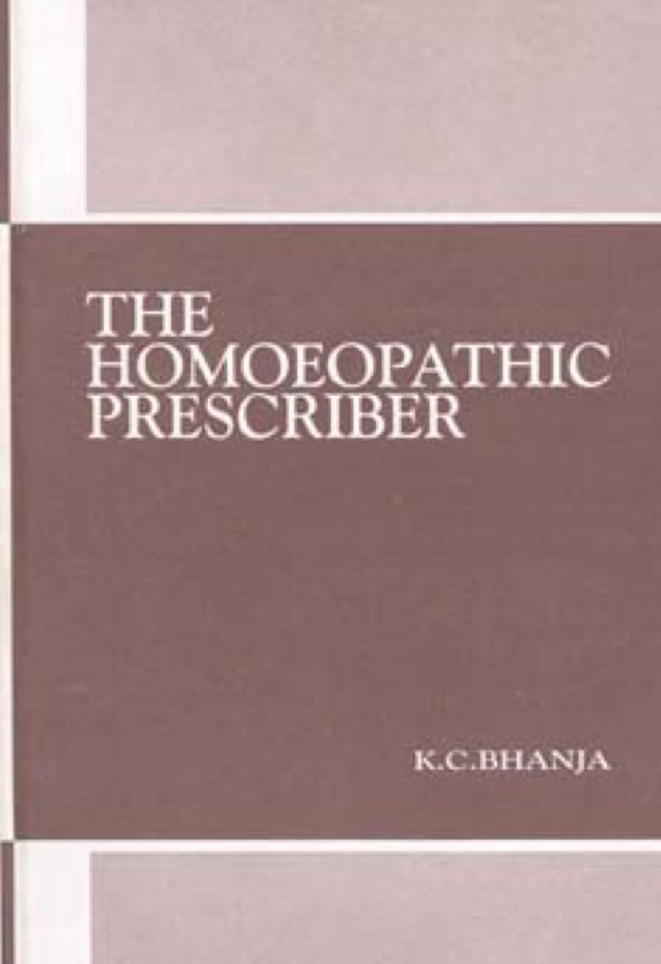 The Homoeopathic prescriber*