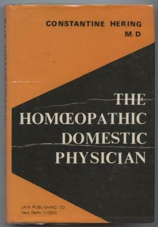 The Homoeopathic Domestic Physician*