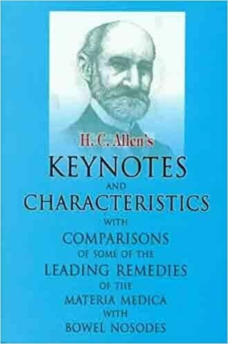 H.C. Allen's Keynotes and Characteristics With Comparisons*