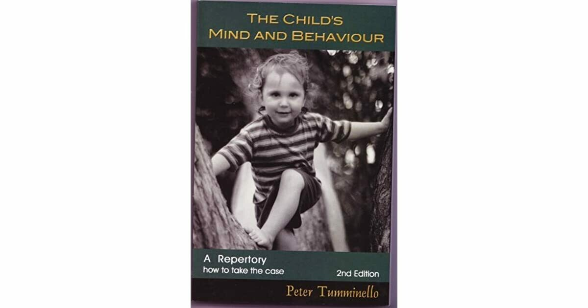 The Child's Mind and Behaviour: A repertory*