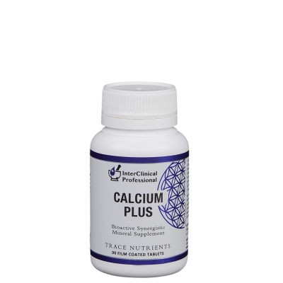 Calcium Plus - Interclinical Trace Nutrients