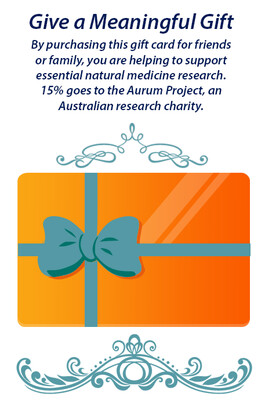 Natural Therapies Gift Voucher