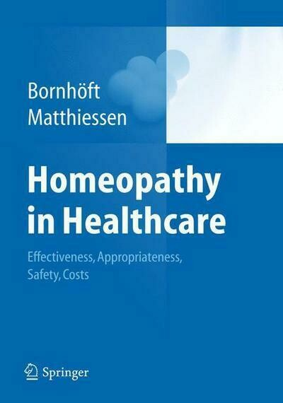Homeopathy in Healthcare*