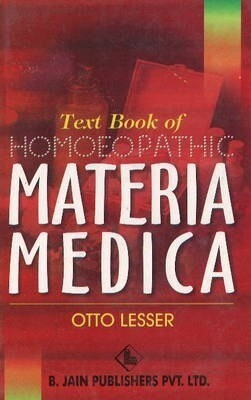 Text book of homeopathic Materia Medica