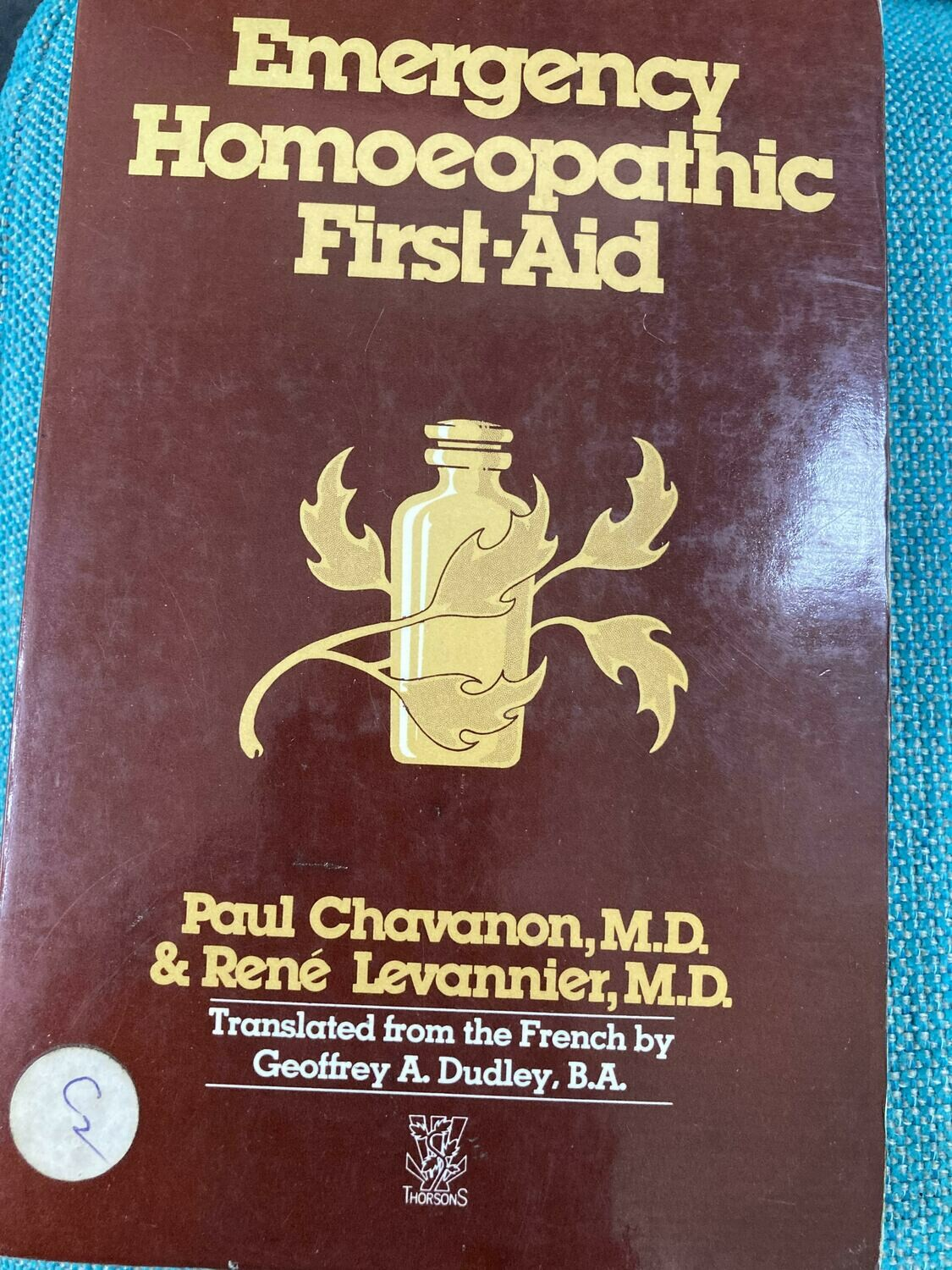 Emergency Homoeopathic first-aid*