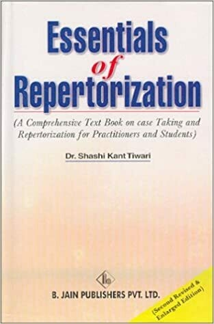 Essentials of repertorization*