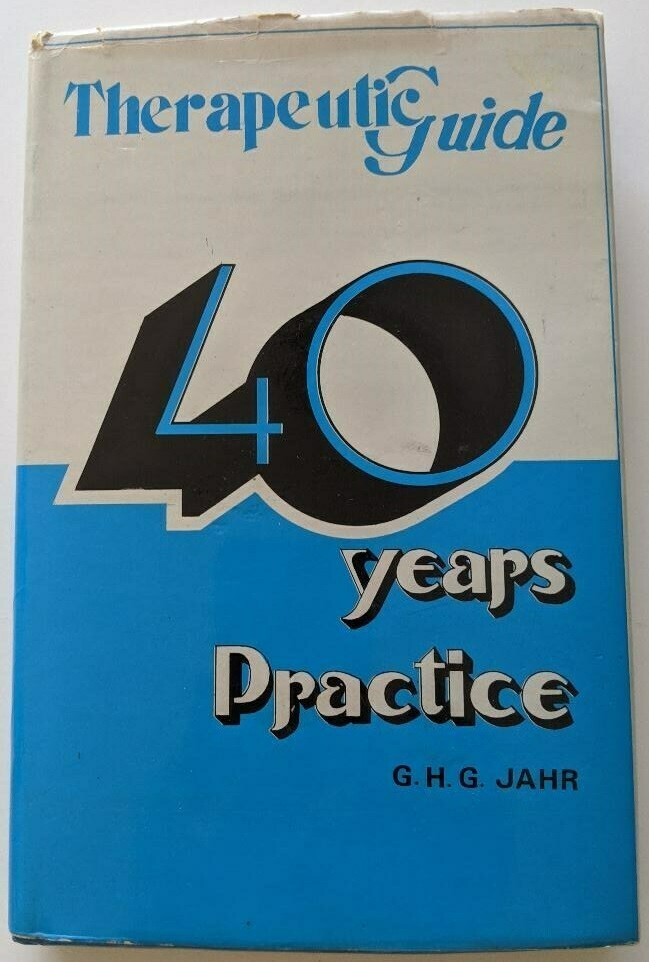 Therapeutic guide: the most important results of 40 years practice*