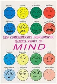 A new comprehensive Homoeopathic Materia Medica of mind*