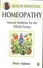 Homeopathy Natural Medicine for the whole person*