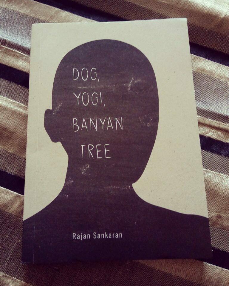 Dog, yogi, Banyan tree*