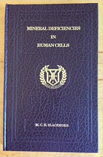 Mineral deficiencies in human cells*
