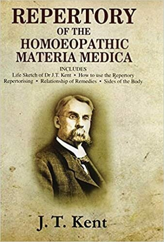 Kent's comparative repertory of the homeopathic Materia Medica* author Dr R. Dockx