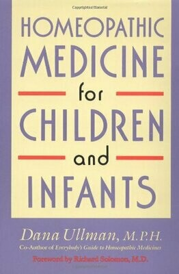 Homeopathic medicine for children and infants*