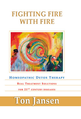 Fighting Fire With Fire. Homeopathic Detox Therapy