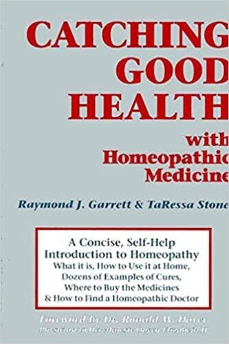 Catching good health with Homeopathic medicine*