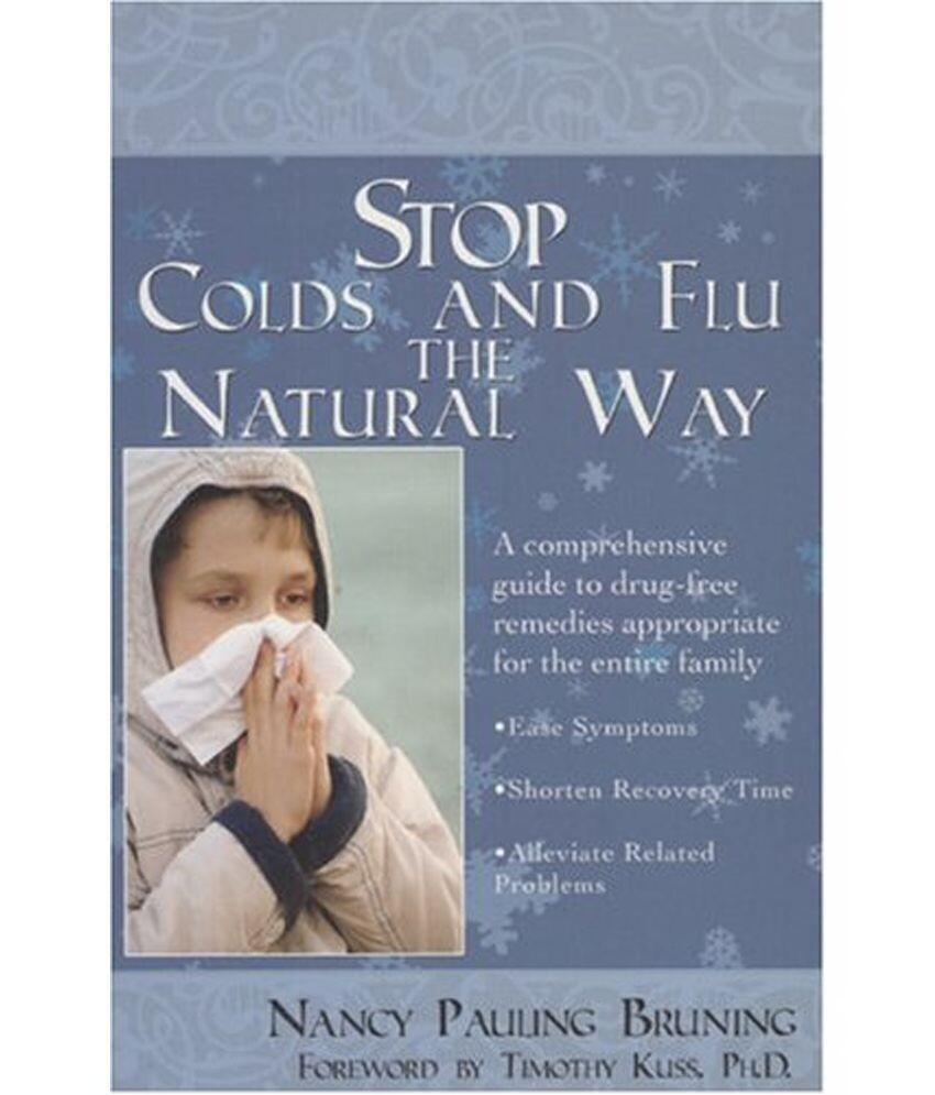 Stop colds and flu the natural way*