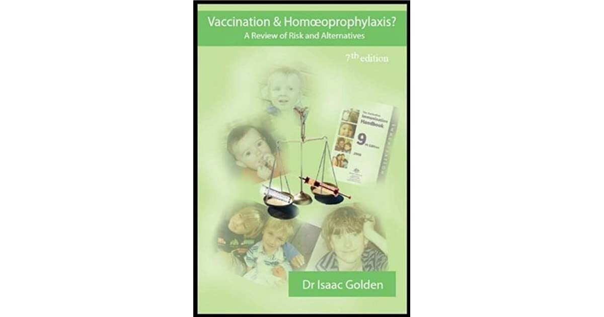Vaccination & homoeoprophylaxis? A review of risks and alternatives*