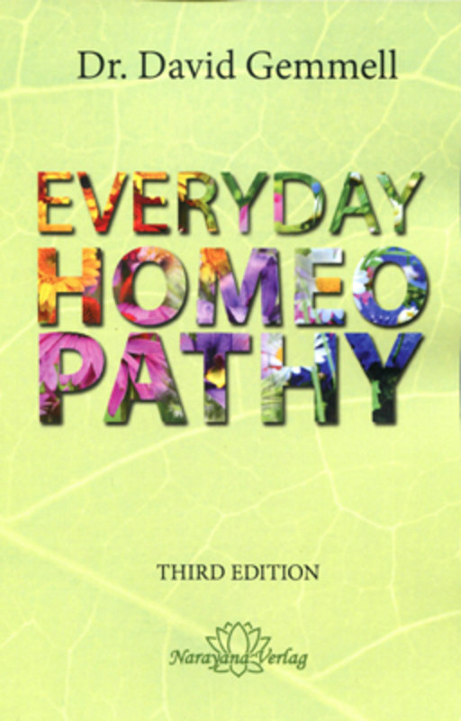 Everyday Homoeopathy 3rd Edition*(second hand)