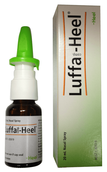 Luffa - (Natural hayfever spray)