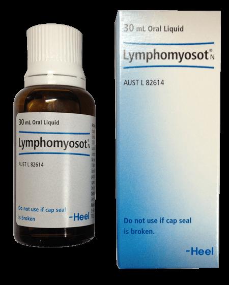 Lymphomyosot (Heel)