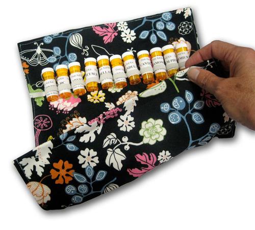 Travel Remedy Pouch - Soft - Cotton