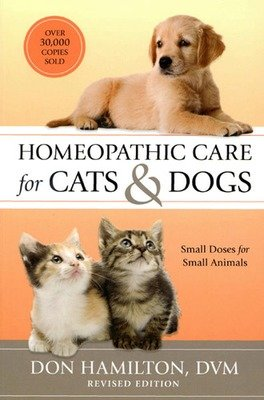 Homeopathic Care for Cats & Dogs