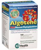 Algotene : Natural beta-carotene 180