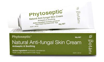 Phytoseptic: Natural Anti-Fungal Cream