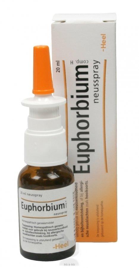 Euphorbium Nasal Spray (Rhinitis/Sinusitis)