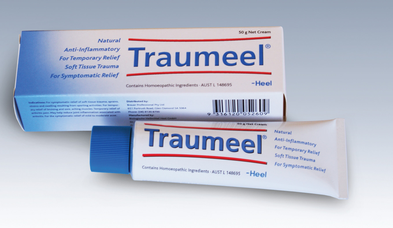 Traumeel Anti-inflammatory Cream