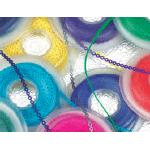 Dyna-Link™ Elastomeric Chain (Latex-Free) Clear