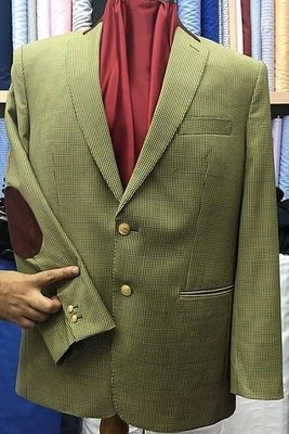 Bespoke wine themed jacket (3 weeks from order date)