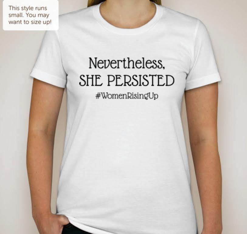 Nevertheless... Women's T