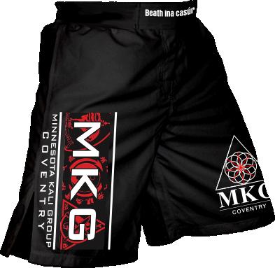 MKG MMA Shorts